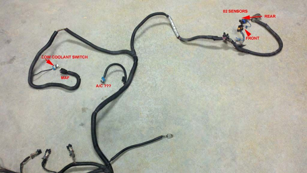 Vortec 4 8 5 3 6 0 Wiring Harness Info Ls Engine Swap Engine Swap Ls Swap