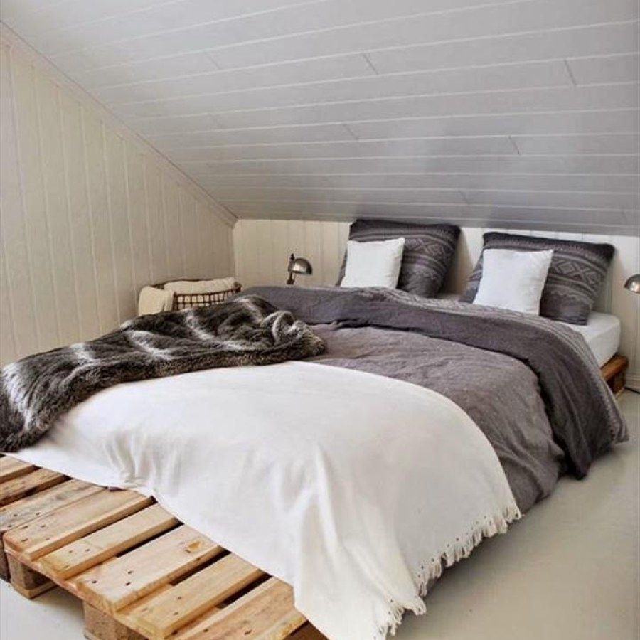 Diy pallet bedroom furniture easy pallet style bedroom furnishing plans for you to transform your