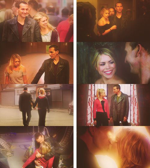 """She loved him even before he was 10."" This. This is why Rose Tyler is fantastic. Her and Jack were really the only two people who ever showed any kind of romantic interest in Nine. And Jack was near the end. After he had been with Rose. I think that Rose's love for the Doctor is what made him Ten. And what made everyone else love Ten."