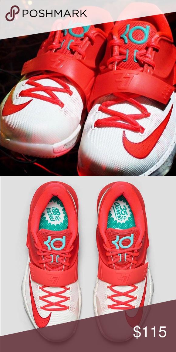 4033099f3dbf Nike KD 7 Egg Nog Grade School Size 6Y