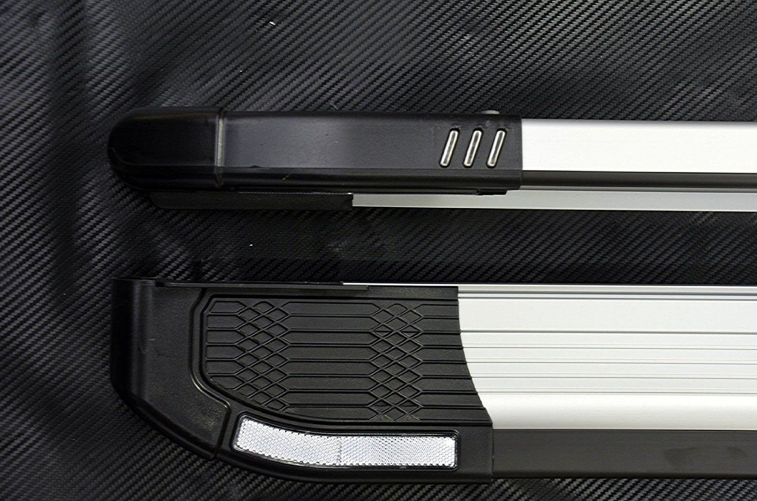 Citroen Nemo Running Board Step Bar Side Steps Bar Board Accessory 2008 Onward: Amazon.co.uk: Car & Motorbike