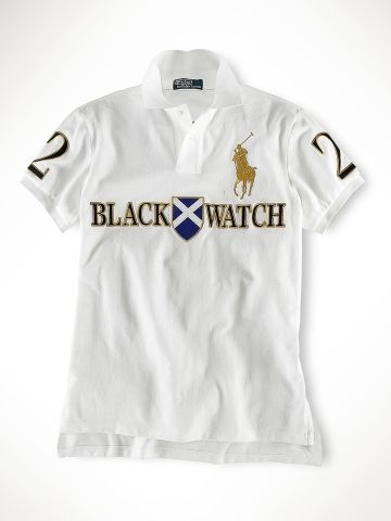 The white version of the Polo Ralph Lauren