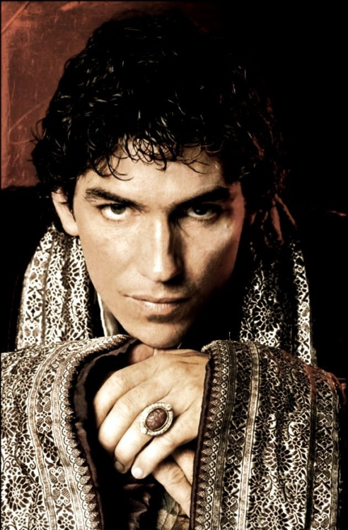 Because I'm the Count of Monte Cristo, that's why.   Jim