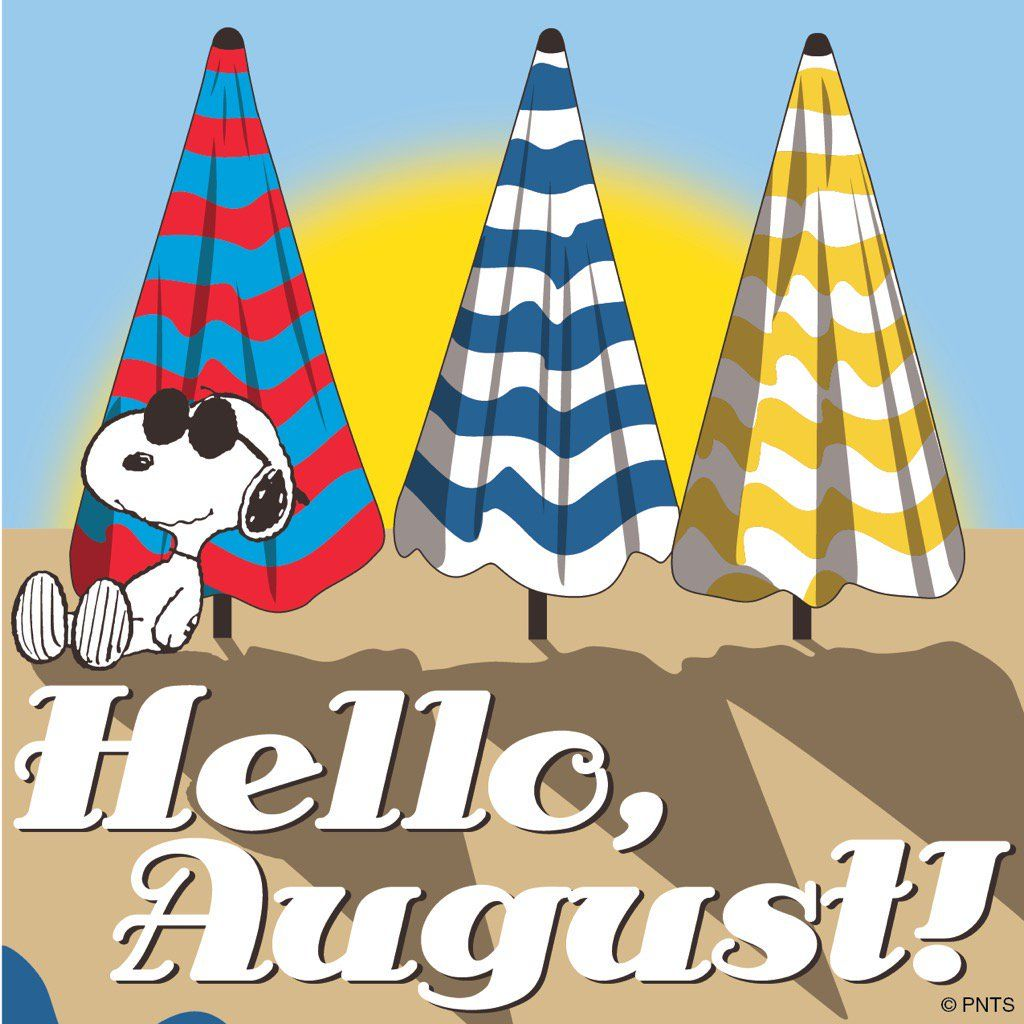 Hello AUGUST From Your Family At Arbor Pointe Apartments