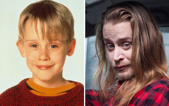 نتيجة بحث الصور عن Macaulay Culkin 10 famous kids you won't recognize today