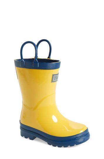 Hatley Waterproof Rain Boot Walker Toddler Toddler Rain Boots Boots Boys Rain Boots