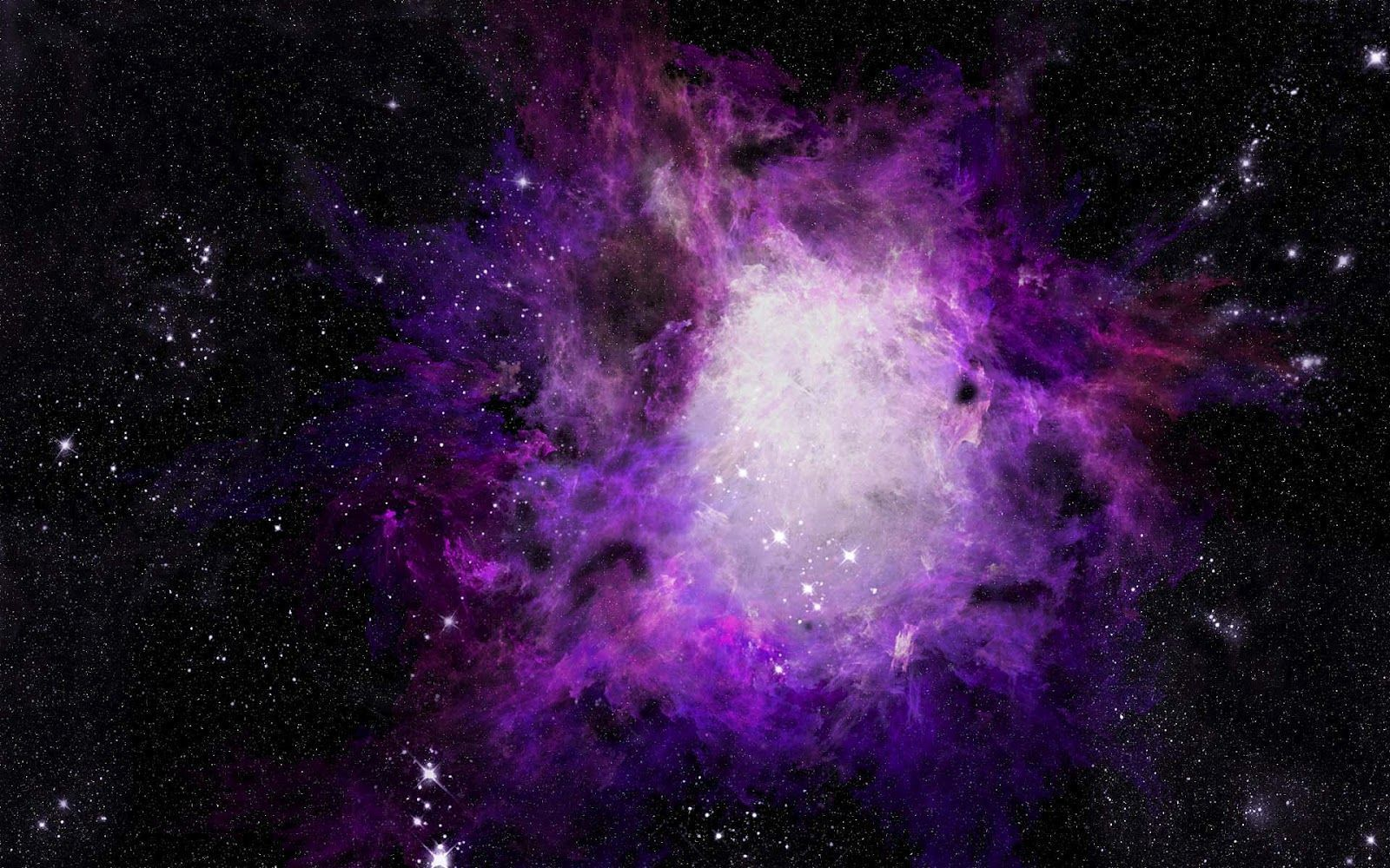 Purple Galaxy Wallpapers Desktop Background with High