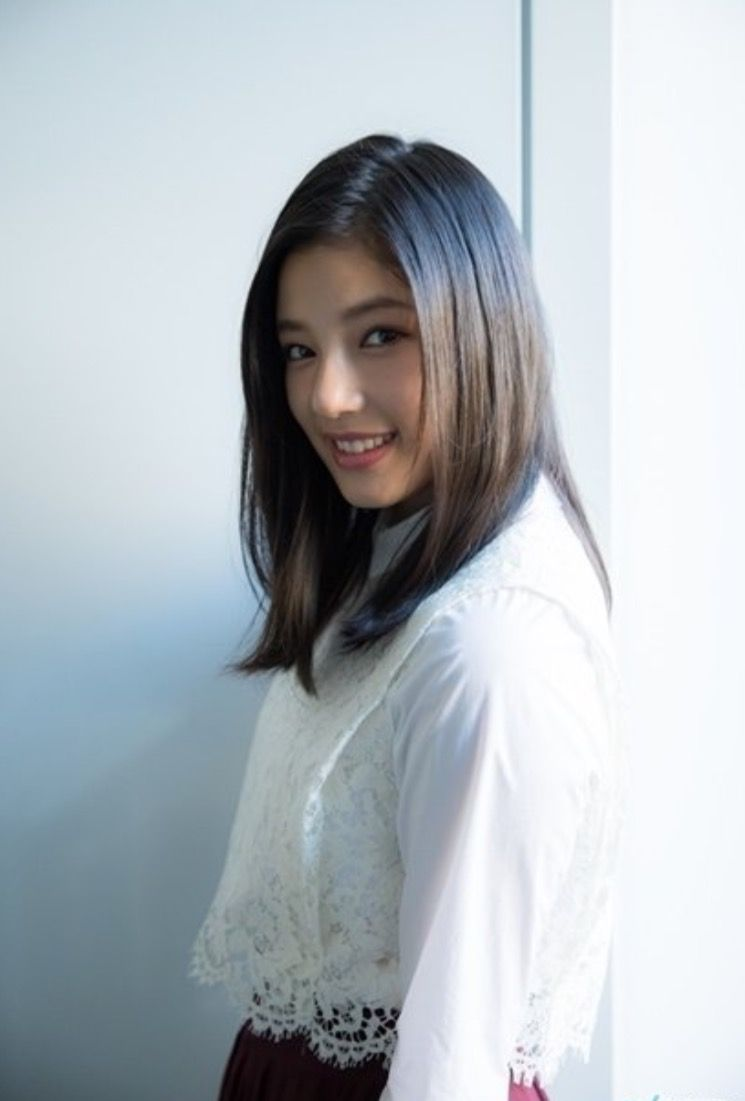石井杏奈さんのポートレート