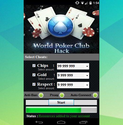 World poker club hack 2016 casino bangor maine