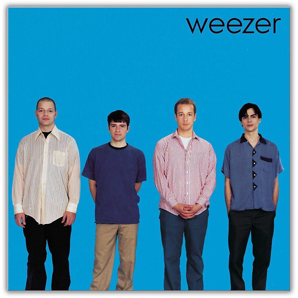 Weezer - Weezer (Blue Album) [LP]   Products   Alternative