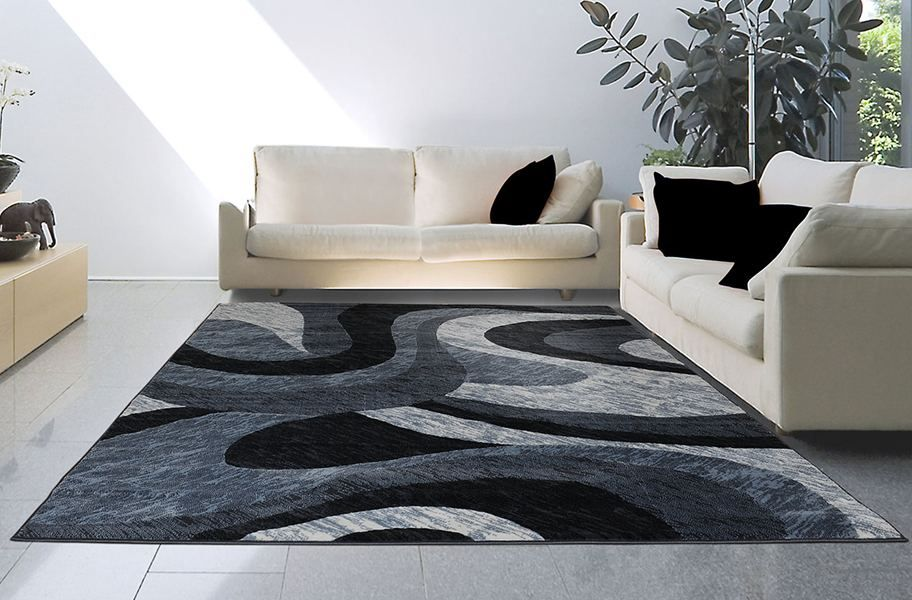 2019 Carpet Trends 21 EyeCatching Carpet Ideas is part of Large Living Room With Carpet - Keep your home uptodate starting with your floor  Use this guide to the hottest 2019 carpet trends and find stylish carpet ideas