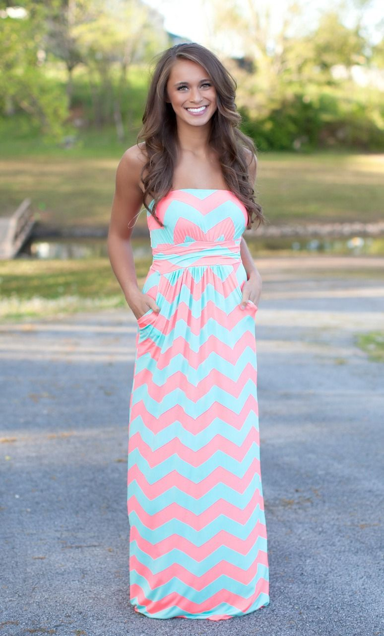 Just Go With It Neon Pink Maxi CLEARANCE!! - The Pink Lily Boutique ...