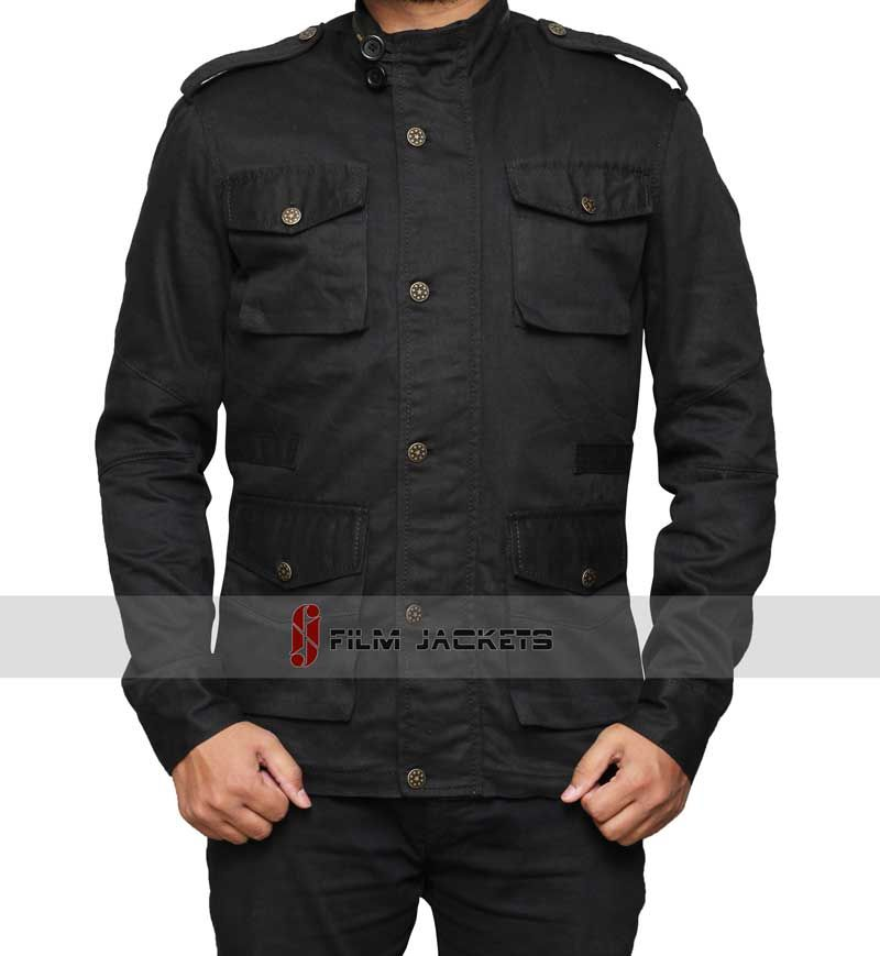 Jon Bernthal The Punisher Cotton Jacket