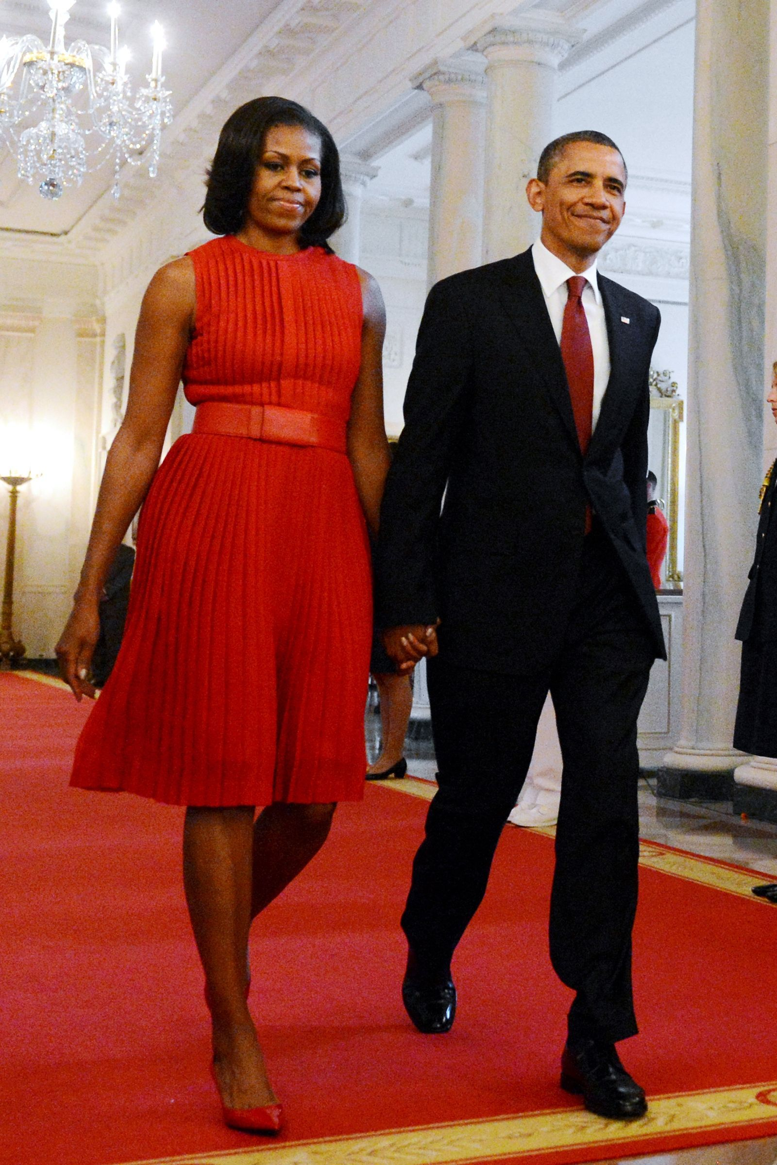 Michelle Obama's Best Looks | The Obamas | Pinterest