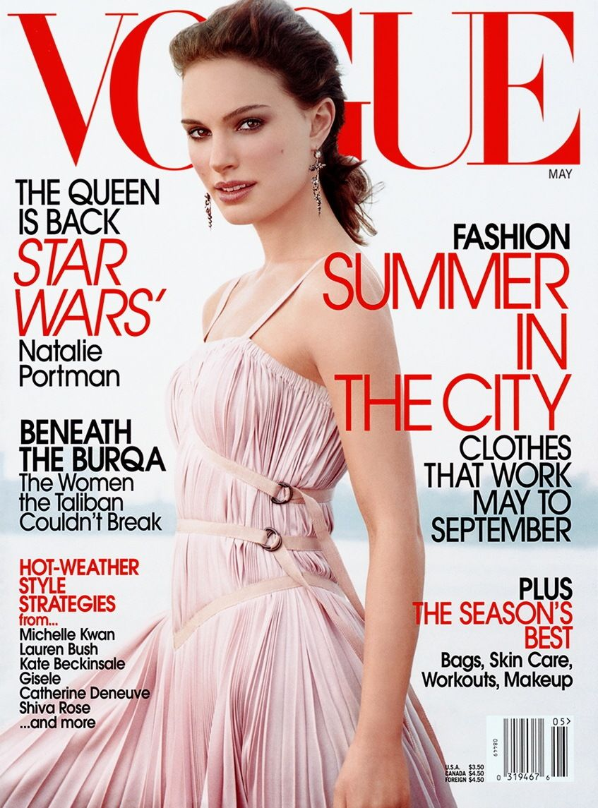 American Vogue Magazine Covers