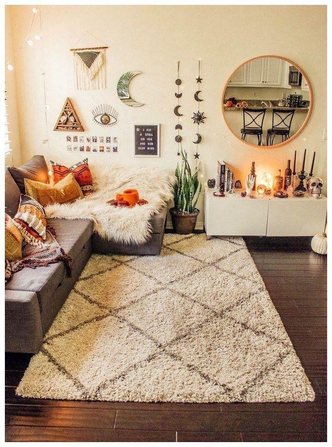 48 Ideen für ein komfortables kleines Schlafzimmer   - || Living space #slaapkamerideeen