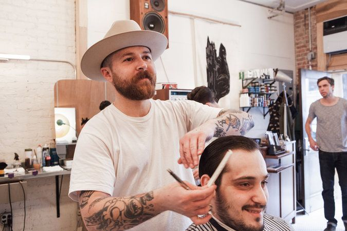 How Long Should a Man Go Between Haircuts? - The New York Times