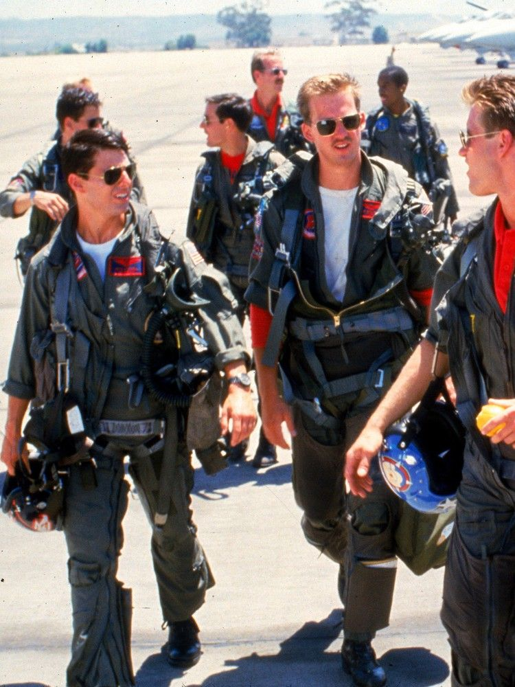3f71eeee Top Gun 2' is casting Goose's son: Here's who we need to see in ...