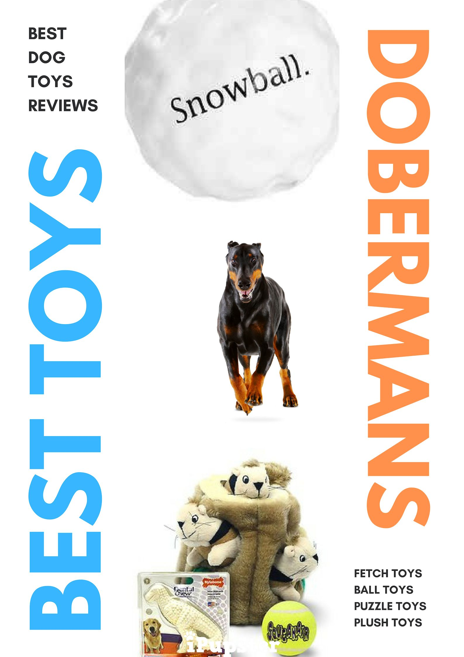 Top 7 Great Durable Dog Toys For Dobermans Best Dog Toys Dog Toys Dogs