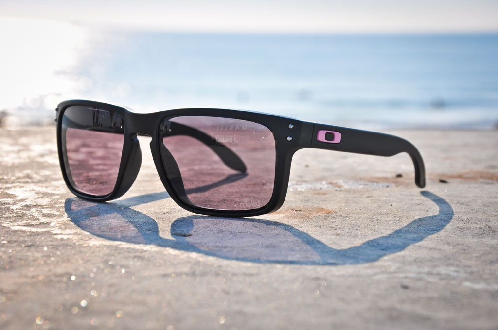 Custom Oakley Holbrook Sunglasses - http://www.oakleyforum.com/threads