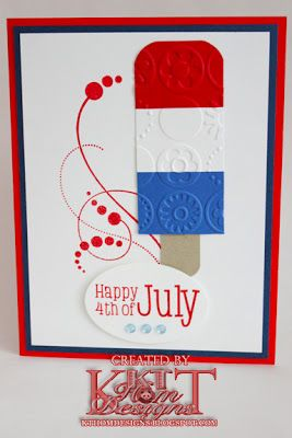 Happy 4th Of July Cards Holiday Cards Homemade Cards