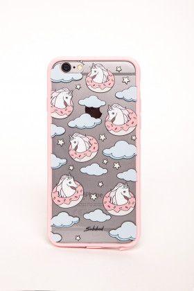 Cover unicorno ciambelle Iphone 6/6s   Cover iphone, Iphone, Accessori