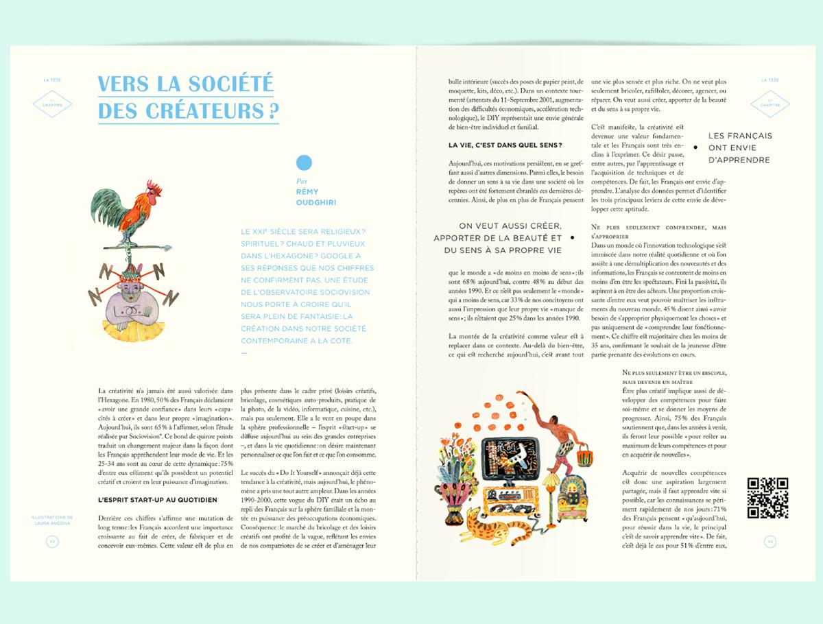 Magazine Apprendre La Photo influencia n°14 on behance   magazine, livre, apprendre