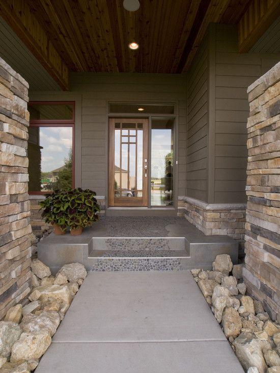 Exterior Vinyl House Siding For Contemporary New England Home Design