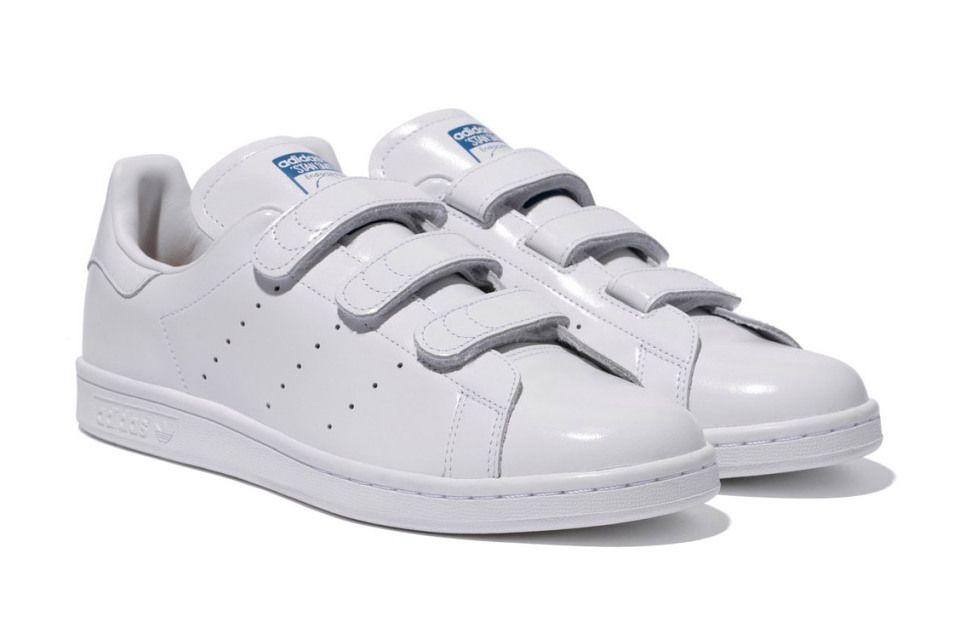 Adidas Originals & É difice ir desnudo con el Stan Smith cf Ef