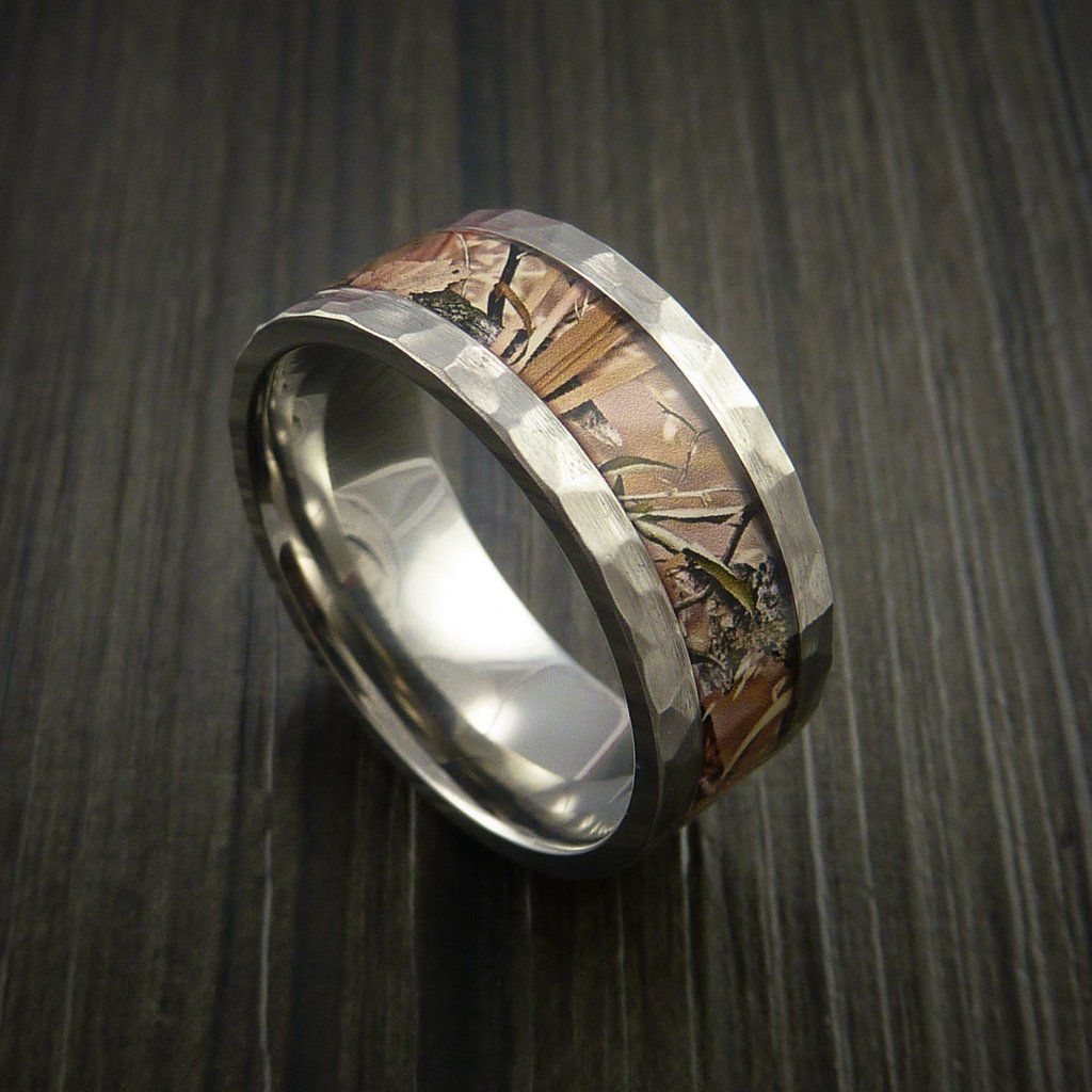 King's Camo Field Shadow and Titanium Ring Traditional