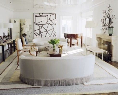 MY FAVORITE WHITE ROOMS | Mark D. Sikes: Chic People, Glamorous Places, Stylish Things