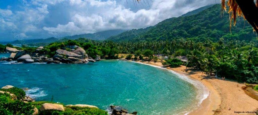 Parque Tayrona nominado como uno de los mejores destinos turísticos del mundo