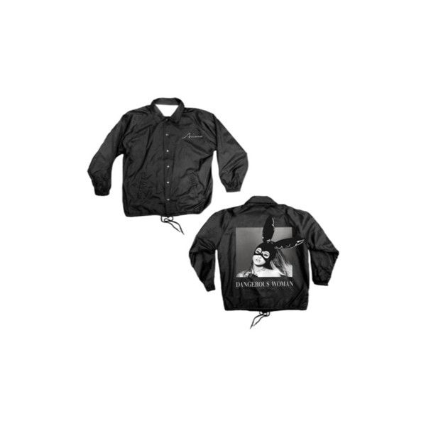 Dangerous Woman Coach S Jacket Liked On Polyvore Featuring