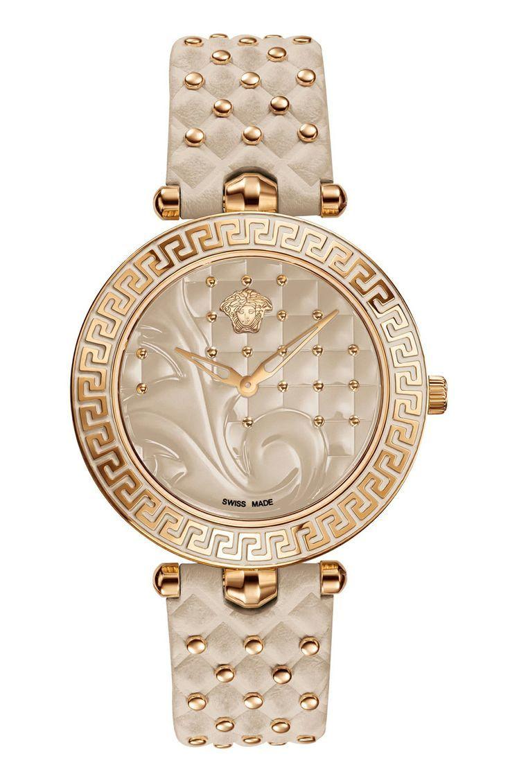 e3bcd77766d4 Vanita by Versace Swiss Quartz Watch