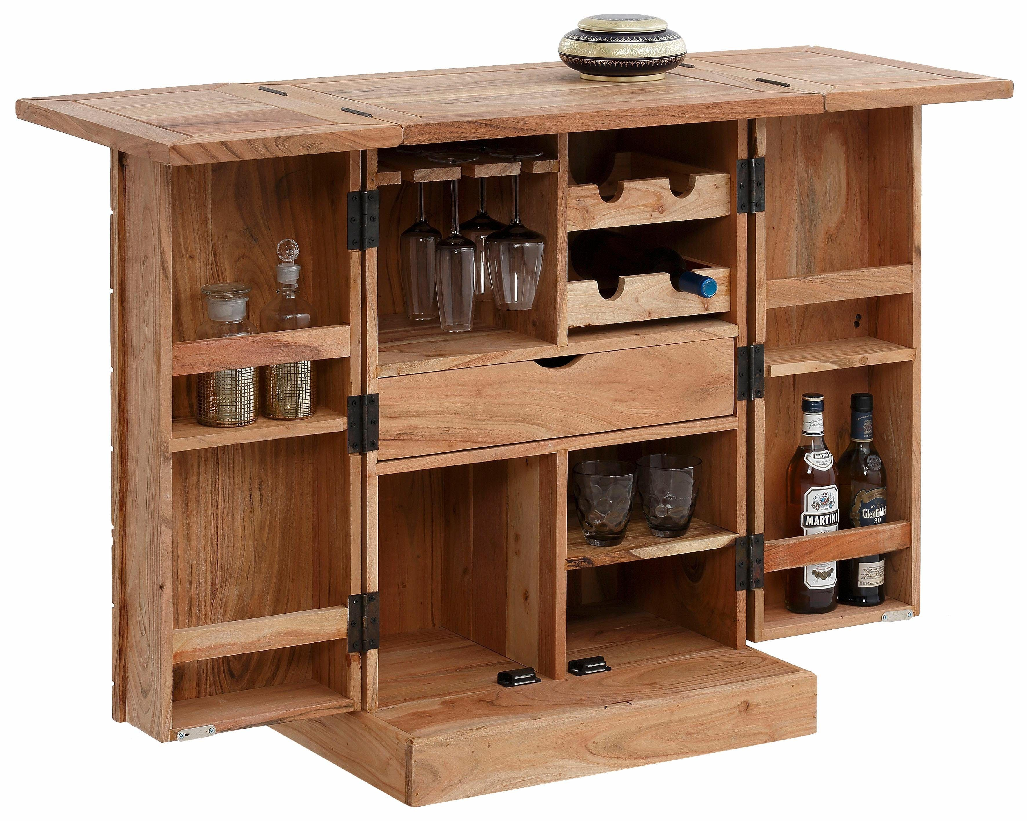 Home Affaire Kuchenwagen Bar En Casa Mueble Bar Mueble Para Vino