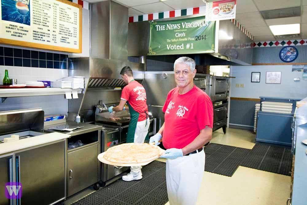 Ciro\u0027s Pizza, Waynesboro, VA Waynesboro Pinterest Virginia