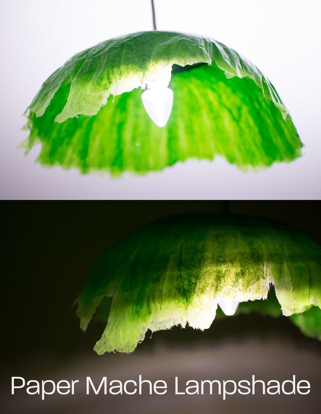 Paper Mache Lampshade Paper Mache Paper Clear Paper