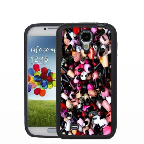 Amazon.com: Nail Polish Collection - Samsung Galaxy S4 Case: Cell Phones & Accessories