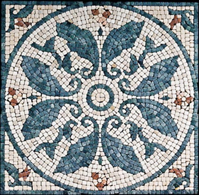 mosaic tile designs fish - Mosaic Tile Design Ideas