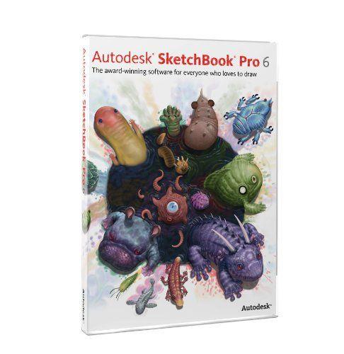 Sketchbook Pro 6 Blog Deldig With Images Sketch Book