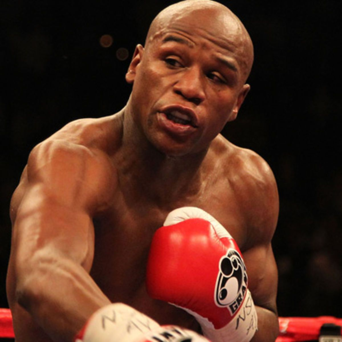 Learn more about professional boxer Floyd Mayweather ...