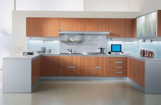 Diseño cocinas en madera tanto modernas como más clásicas ...