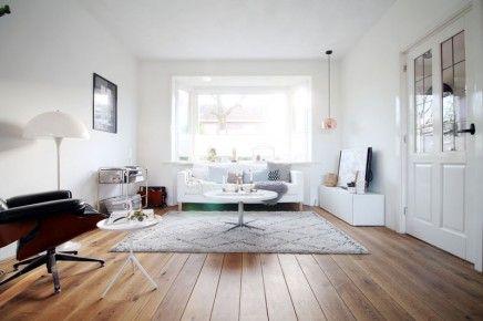 Jaren \'30 woning met een Scandinavisch stoer interieur van Marrit de ...