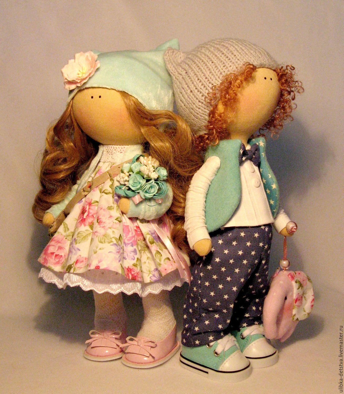 Куклы тыквоголовки своими руками