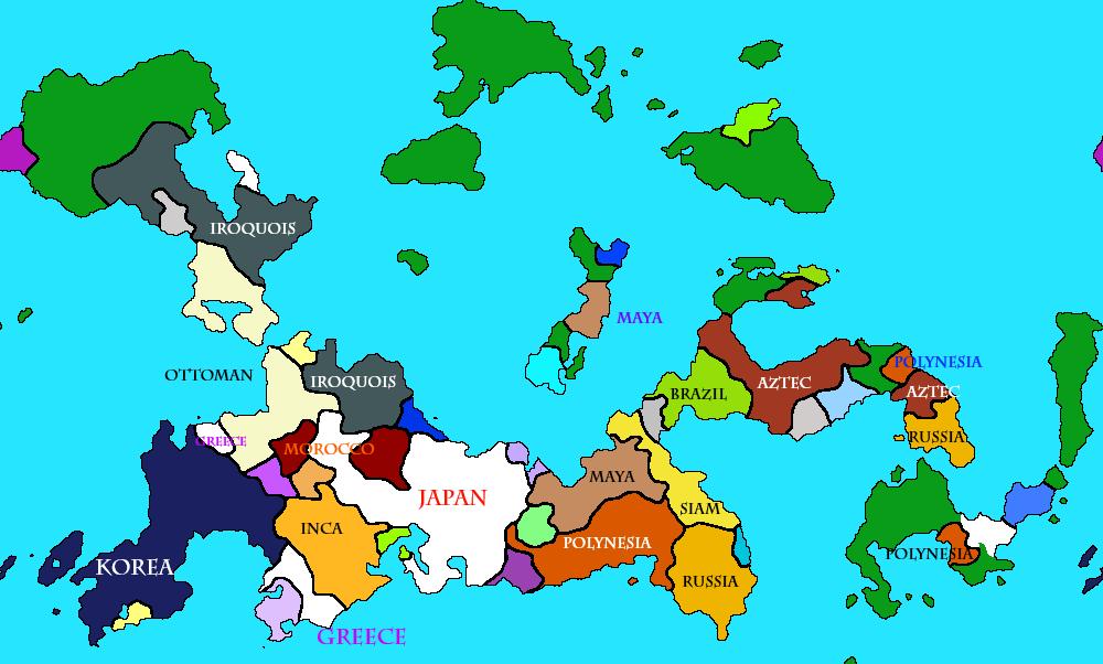 Map of my latest civ 5 game. #CivilizationBeyondEarth ...