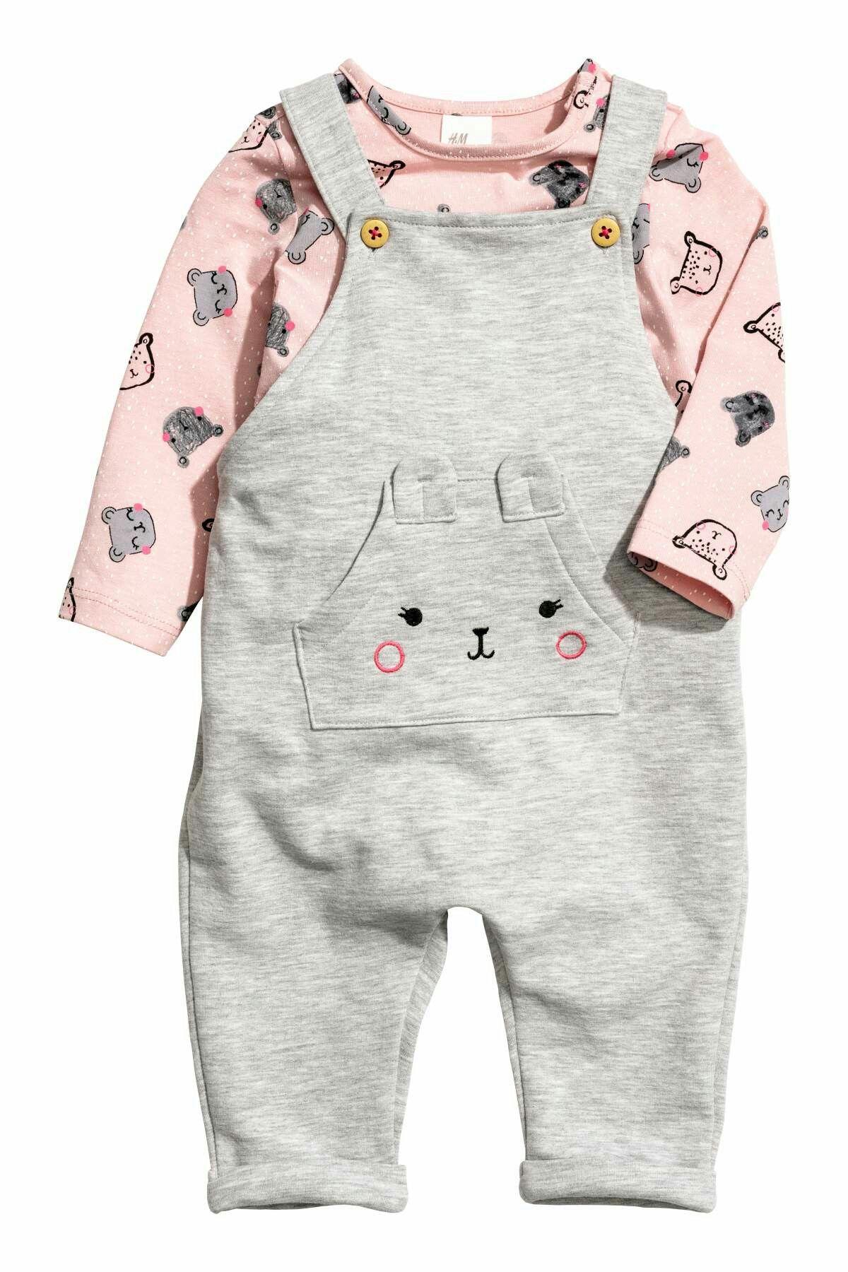 overall baby flicka