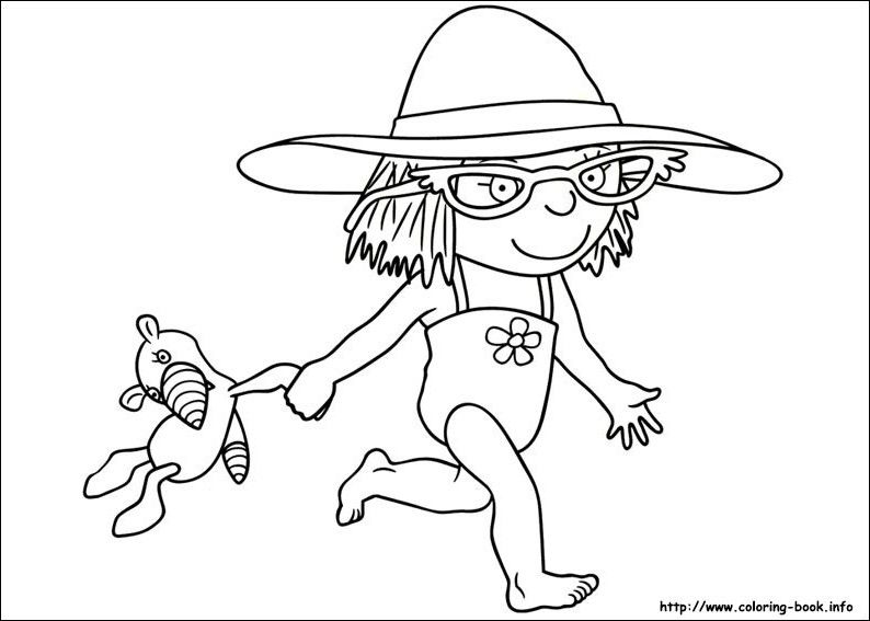 teazel coloring pages for kids - photo#5
