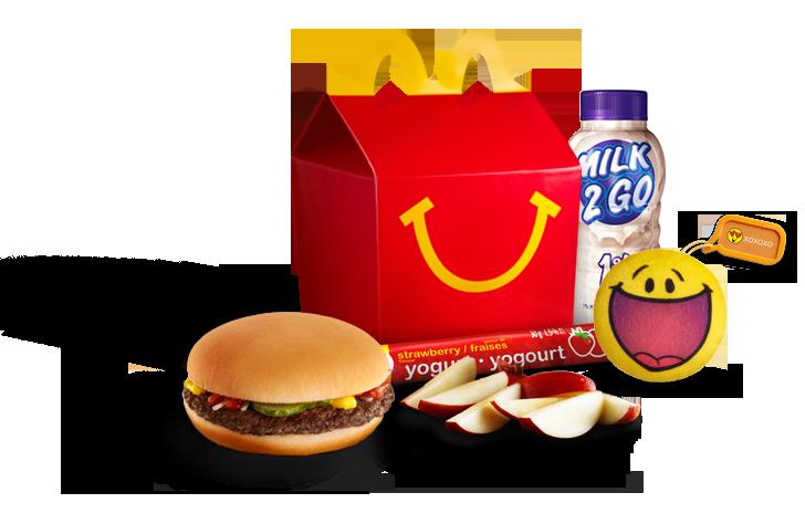 Happy Meala Mcdonalds Ca Happy Meal Menu Items Meals