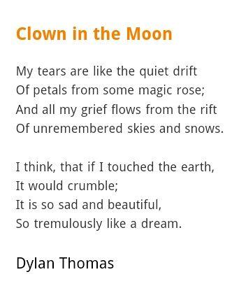 Clown Poems 7