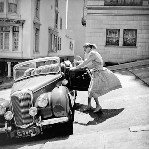 greeneyes55:  San Francisco Photo: Fred Lyon